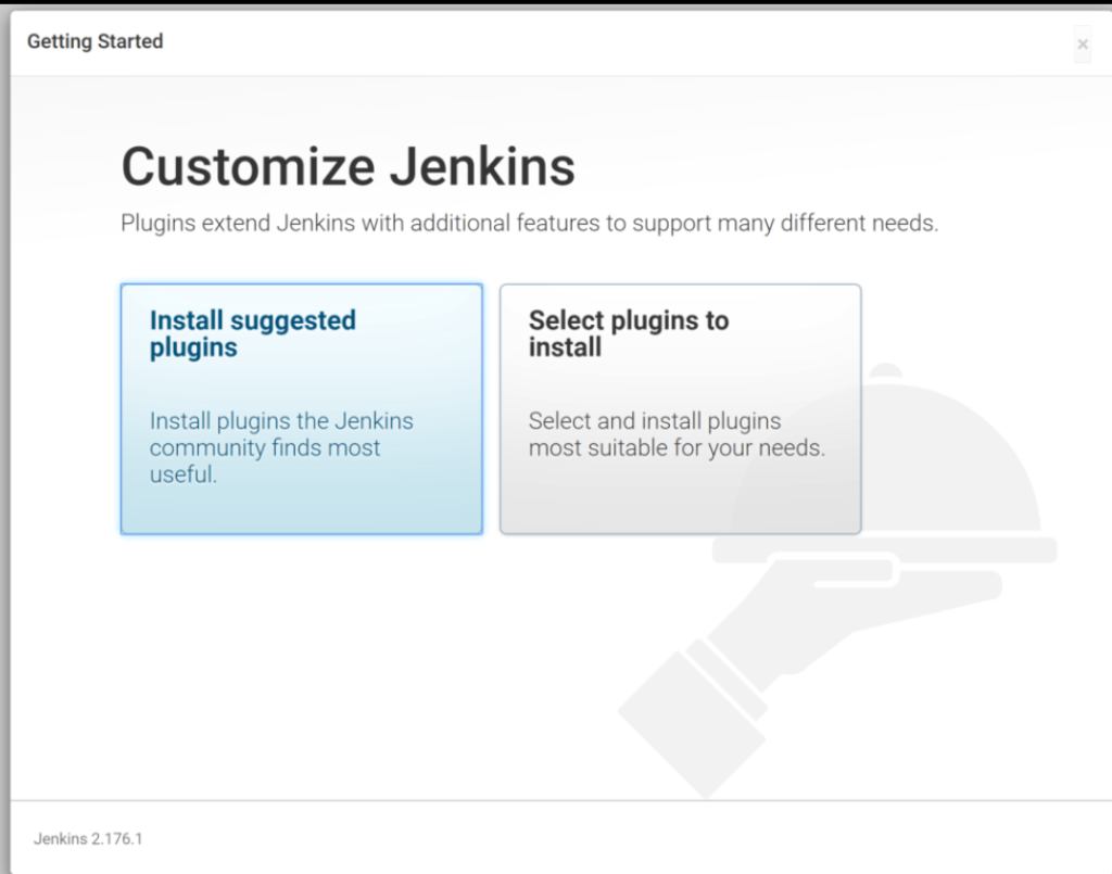 Jenkin installation step 2
