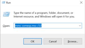 open component service